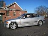 2000 Titanium Silver Metallic BMW 3 Series 328i Sedan #56705416