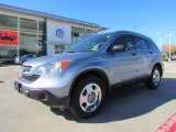 2009 Glacier Blue Metallic Honda CR-V LX #56705116