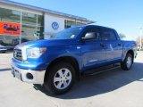 2007 Blue Streak Metallic Toyota Tundra SR5 CrewMax #56705113