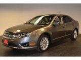 2010 Sterling Grey Metallic Ford Fusion SEL V6 #56705368