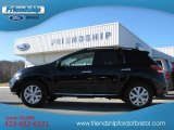 2011 Super Black Nissan Murano SV AWD #56704761
