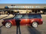 2010 Cinnamon Metallic Ford Flex Limited EcoBoost AWD #56705062