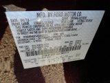 2010 Flex Color Code for Cinnamon Metallic - Color Code: HT