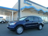 2011 Royal Blue Pearl Honda CR-V SE 4WD #56705332