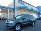 2011 Polished Metal Metallic Honda CR-V SE 4WD #56705331