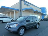 2011 Polished Metal Metallic Honda CR-V EX 4WD #56705330