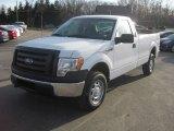 2011 Oxford White Ford F150 XL Regular Cab 4x4 #56705039