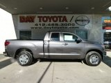 2012 Magnetic Gray Metallic Toyota Tundra SR5 Double Cab 4x4 #56704720