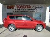 2011 Barcelona Red Metallic Toyota RAV4 Limited 4WD #56704719