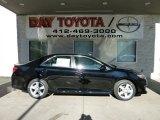 2012 Attitude Black Metallic Toyota Camry SE #56704707