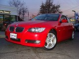 2007 Crimson Red BMW 3 Series 328xi Coupe #56704703