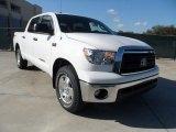 2012 Super White Toyota Tundra SR5 TRD CrewMax #56704960