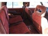 1990 Nissan Pathfinder Interiors