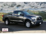 2012 Magnetic Gray Metallic Toyota Tundra Double Cab 4x4 #56704633