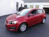 2012 Chevrolet Sonic LS Hatch Data, Info and Specs