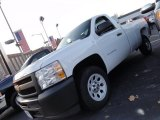 2012 Summit White Chevrolet Silverado 1500 Work Truck Regular Cab #56704939