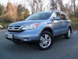 2010 Glacier Blue Metallic Honda CR-V EX-L #56705228