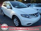 2012 Pearl White Nissan Murano SL #56704425