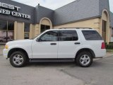 2004 Oxford White Ford Explorer XLT #56705186