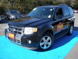 2009 Black Ford Escape Limited V6 4WD #56704891