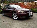 2008 Barbera Red Metallic BMW 3 Series 328i Sedan #56760855