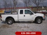 2000 Oxford White Ford F250 Super Duty XLT Extended Cab #56761074