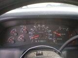 2000 Ford F250 Super Duty XLT Extended Cab Gauges