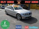 2004 Titanium Silver Metallic BMW 3 Series 330i Coupe #56761042