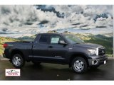 2012 Magnetic Gray Metallic Toyota Tundra TRD Double Cab 4x4 #56760809