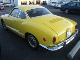 Volkswagen Karmann Ghia 1968 Data, Info and Specs