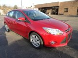 2012 Red Candy Metallic Ford Focus SE 5-Door #56780725
