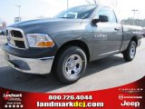 2012 Mineral Gray Metallic Dodge Ram 1500 ST Regular Cab #56789307