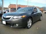 2010 Polished Metal Metallic Acura TSX Sedan #56789694