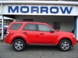 2009 Torch Red Ford Escape XLT 4WD #56789271
