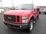 2008 Ford F250 Super Duty FX4 SuperCab 4x4 Data, Info and Specs