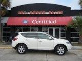 2010 Glacier White Pearl Nissan Murano SL #56789257