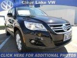 2011 Deep Black Metallic Volkswagen Tiguan SE #56789676
