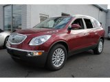 2011 Red Jewel Tintcoat Buick Enclave CXL AWD #56789247