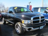 2004 Black Dodge Ram 1500 SLT Regular Cab 4x4 #56789644