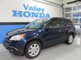 2009 Royal Blue Pearl Honda CR-V EX 4WD #56789199