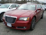 2012 Deep Cherry Red Crystal Pearl Chrysler 300 S V6 #56789190