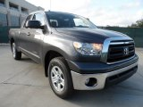 2012 Magnetic Gray Metallic Toyota Tundra Double Cab #56789416
