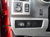 2012 Toyota Tundra SR5 CrewMax Controls