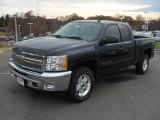 2012 Imperial Blue Metallic Chevrolet Silverado 1500 LT Extended Cab #56789602