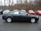 2012 Black Granite Metallic Chevrolet Malibu LS #56789378
