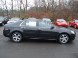 2012 Black Granite Metallic Chevrolet Malibu LT #56789371