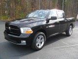 2012 Black Dodge Ram 1500 Express Crew Cab #56789586