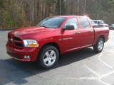 2012 Deep Cherry Red Crystal Pearl Dodge Ram 1500 Express Crew Cab #56789583