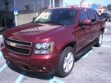 2009 Chevrolet Avalanche LT Data, Info and Specs