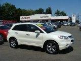 2008 White Diamond Pearl Acura RDX Technology #56827659